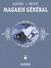 Livre numérique Magasin Général - L'Intégrale (Livre 1)