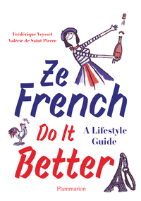 Electronic book Ze French Do It Better