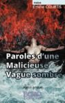 Electronic book Paroles d'une Malicieuse Vague sombre