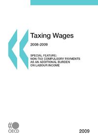 Livre numérique Taxing Wages 2009