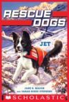 Electronic book Jet (Rescue Dogs #3)