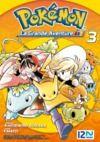 Livre numérique Pokémon - La Grande Aventure - tome 3