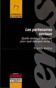 Livre numérique Les partenaires sociaux