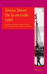Electronic book Simon Stevin. De la vie civile, 1590