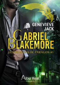 Livre numérique Gabriel Blakemore