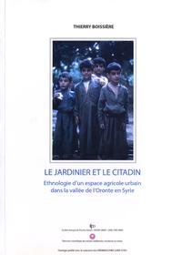 Electronic book Le jardinier et le citadin
