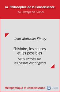 Libro electrónico L'histoire, les causes et les possibles