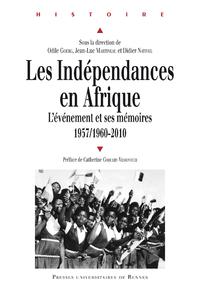 Livre numérique Les indépendances en Afrique