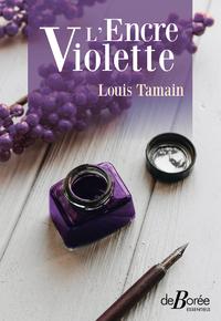 Livre numérique L'Encre violette