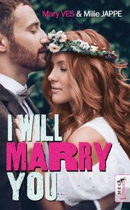 Livre numérique I WILL MARRY YOU