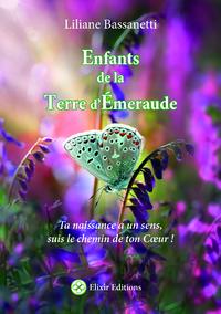 Electronic book Enfants Terre d'Émeraude ta naissance a un sens, suis le chemin de ton coeur