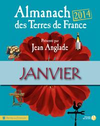 Livre numérique Almanach des Terres de France 2014 Janvier