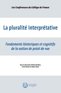 Livre numérique La pluralité interprétative