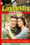 E-Book Der Landdoktor Classic 41 – Arztroman