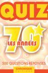 Livre numérique LES ANNÉES 70 : LE QUIZ