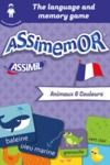 Electronic book Assimemor – My First French Words: Animaux et Couleurs
