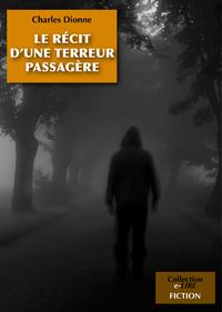 Livre numérique Le Récit d'une terreur passagère
