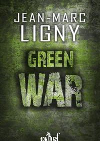 Electronic book Green War