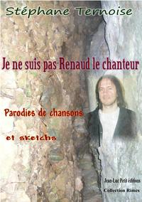 Livre numérique Je ne suis pas Renaud le chanteur