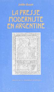 Livre numérique La presse moderniste en Argentine