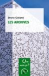 Electronic book Les Archives