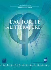 Livre numérique L'autorité en littérature