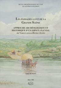 Livre numérique Les passages à gué de la Grande Saône