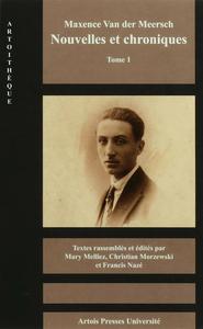 Livre numérique Maxence Van der Meersch. Tomes1 et2