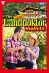 E-Book Der neue Landdoktor Staffel 5 – Arztroman
