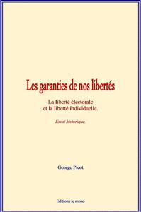 Libro electrónico Les garanties de nos libertés