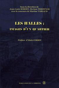 Electronic book Les Halles