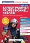 Livre numérique Réussite Concours Sapeur-pompier professionnel/caporal - 2021-2022