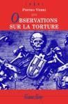 Livre numérique Observations sur la torture