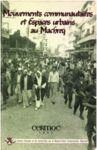 Electronic book Mouvements communautaires et espaces urbains au Machreq