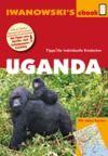 Livre numérique Uganda – Reiseführer von Iwanowski