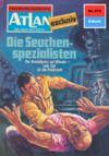 Livre numérique Atlan 272: Die Seuchenspezialisten