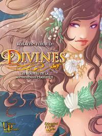 Livre numérique Divines