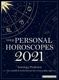 Livro digital Your Personal Horoscopes 2021