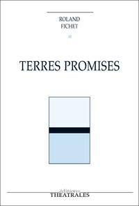 Livre numérique Terres promises
