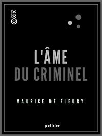 Livre numérique L'Âme du criminel