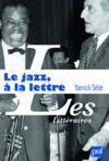 Livre numérique Le jazz, à la lettre