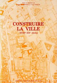Livre numérique Construire la ville