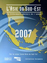 Livre numérique L'Asie du Sud-Est 2007: les évènements majeurs de l'année