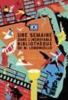 Livre numérique M. Lemoncello, Tome 02
