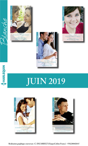 Livre numérique 11 romans Blanche (n°1431 à 1435 - Juin 2019)