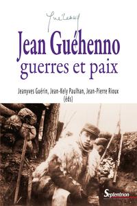 Livre numérique Jean Guéhenno