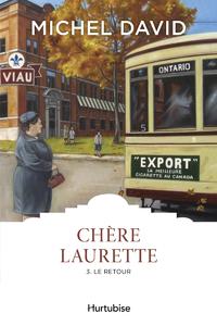 Livre numérique Chère Laurette T3 - Le retour