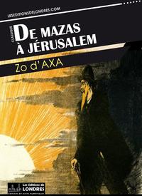 Livre numérique De Mazas à Jerusalem