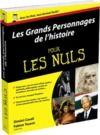 E-Book Les Grands personnages de l'histoire pour les Nuls