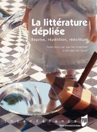 Livre numérique La littérature dépliée